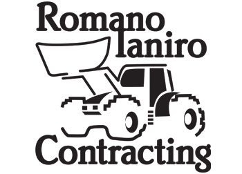 Logo for Ianiro Construction developed by Westervelt Design